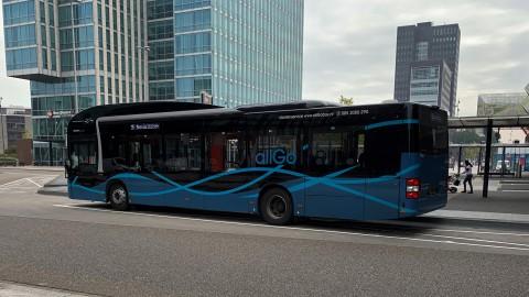 Met de bus naar Almere City FC