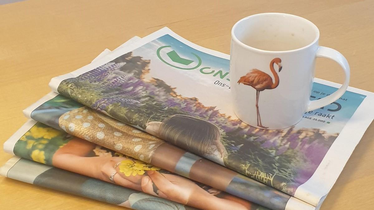 Schrijf mee aan de krant en het online platform Ons Almere!
