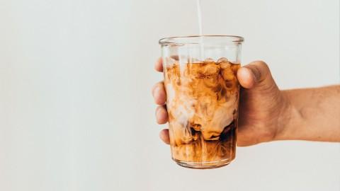 Heerlijk koude koffie maken