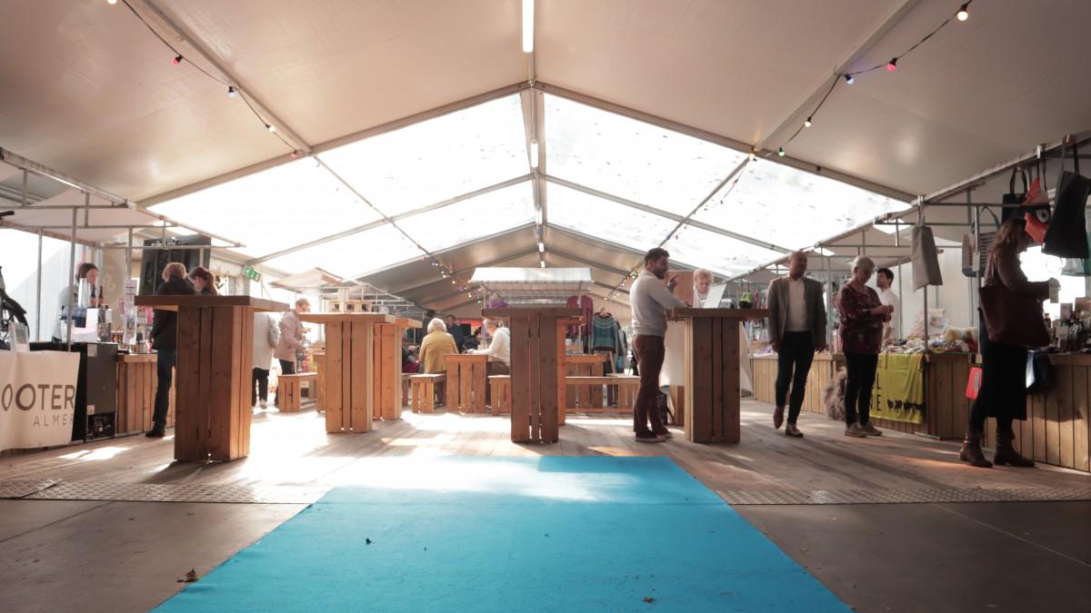 Steiger festival, een duurzame herfstexpeditie
