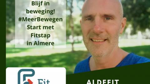 Fitstap, fit en vitaal in Almere