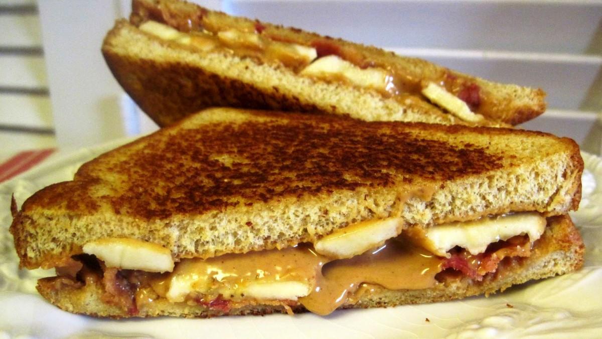 Rock & Roll sandwich