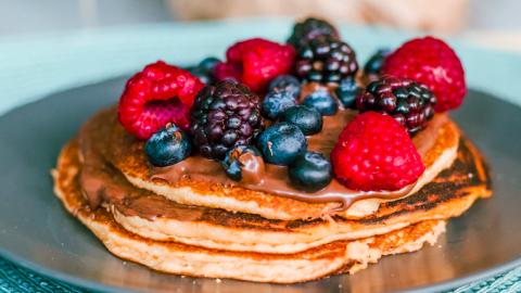 Vandaag is het national pancake day!