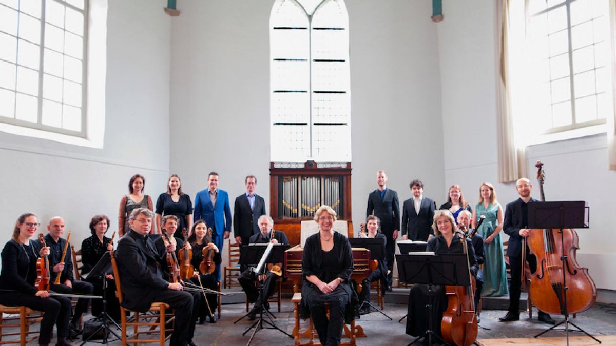 """Apollo Ensemble geeft een """"Hemels barokconcert"""" in de Drieklank"""