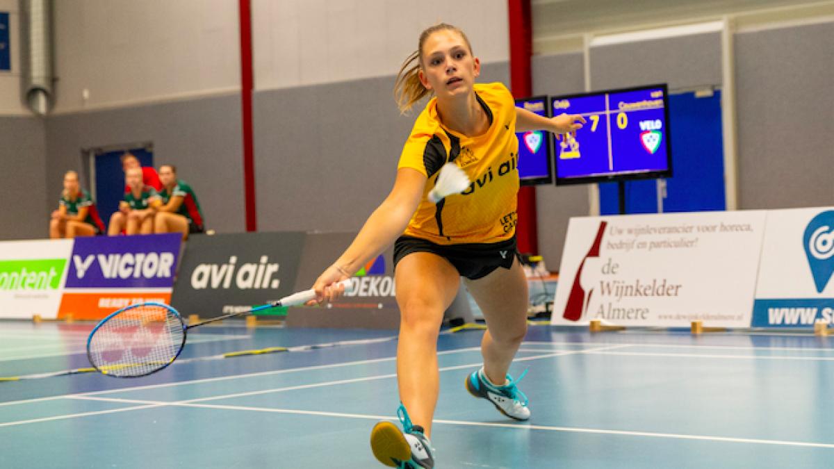 Avi Air Almere start seizoen met winst