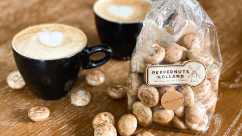 Pepernoten concept store opent in Almere