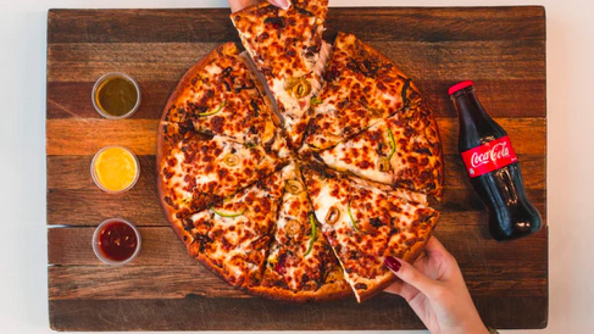 Nationaal kaas pizza dag