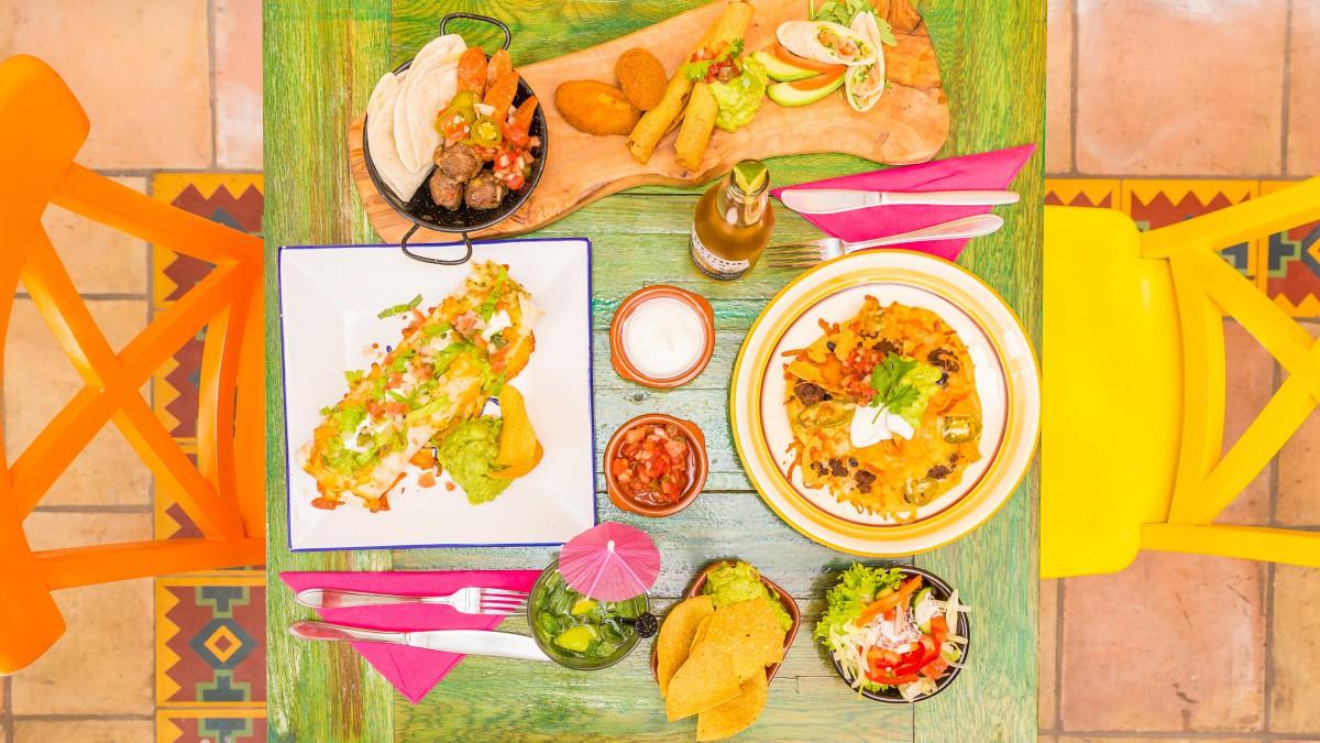 Maak kans op een dinerbon van Rosita's t.w.v. 75,00 euro!