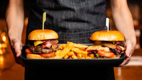 Nationale cheeseburger dag