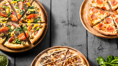 Heb jij het kinderfeestje voor 10 personen van Domino's pizza gewonnen? Check je mail!