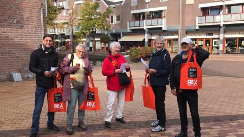 Walk of Peace Almere 2021: een betekenisvolle dag
