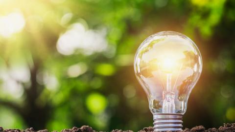 De groenste energieleverancier