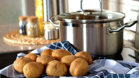 Aardappelen haal je om de hoek