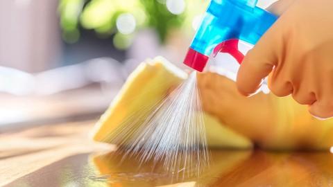 Heb jij het schoonmaak pakket van Ruitenheer hygiëne care gewonnen? Check je mail!