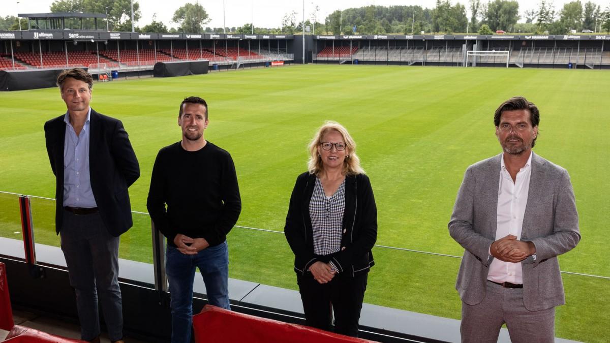 Stad & Natuur Almere wordt samenwerkend partner van Almere City FC