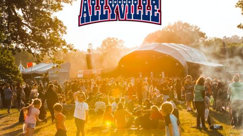 Eerste editie Allyville gaat door