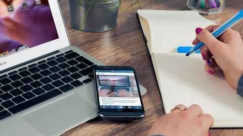 Schrijf mee aan het online nieuwsplatform Ons Almere!