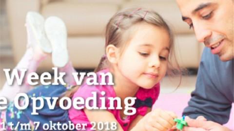 Week van de Opvoeding 2018