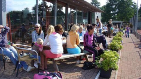 Open Dag Tennisvereniging De Gouwen