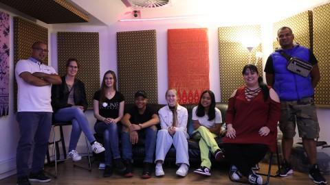 Muziekworkshop door Music Mode in Nobelhorst