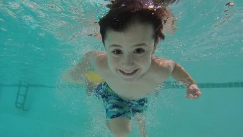 Grote verwarring over zwemlessen voor kinderen tot en met 12 jaar