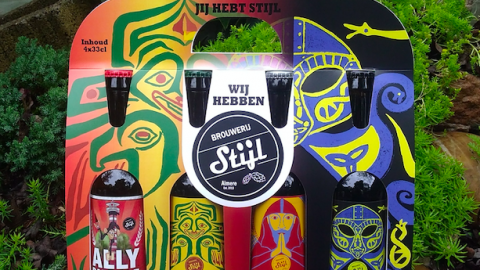 Los jouw puzzel op en maak kans op een bierpakket met vier Stijl bieren van Brouwerij Stijl