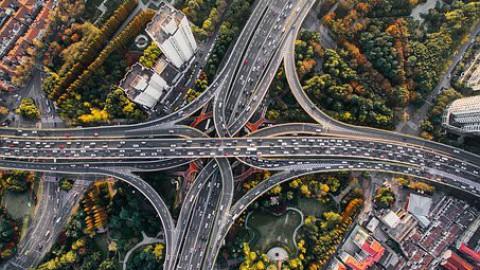 Verkeersdrukte gaat weer naar gebruikelijke niveau