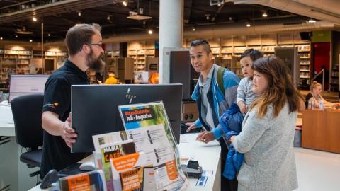 Innovatiefonds bibliotheken Flevoland open in mei