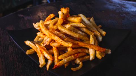 Unieke friet en patat smaken