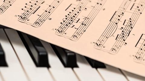Eerste repetitie muziekstuk over ontstaan Flevoland