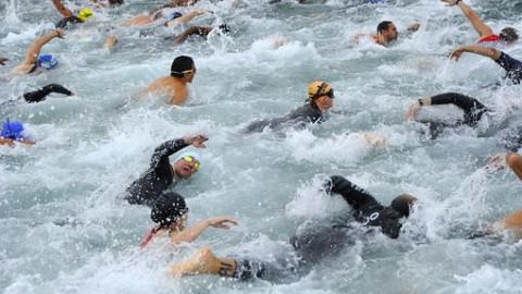 Aankomend weekend omleiding Haven wegens triathlon