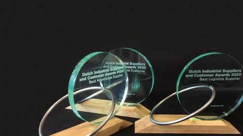 Almeers bedrijf Jeveka genomineerd voor Best Process & Parts Supplier