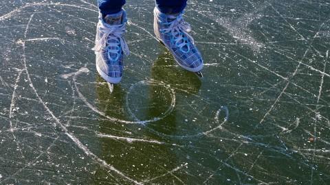 Dit winterseizoen niet meer schaatsen bij Flevonice