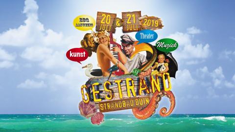 Kaartverkoop voor festival Gestrand gestart