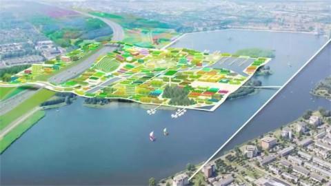 Gemeente Almere: 'Inwoners iets positiever over Floriade'