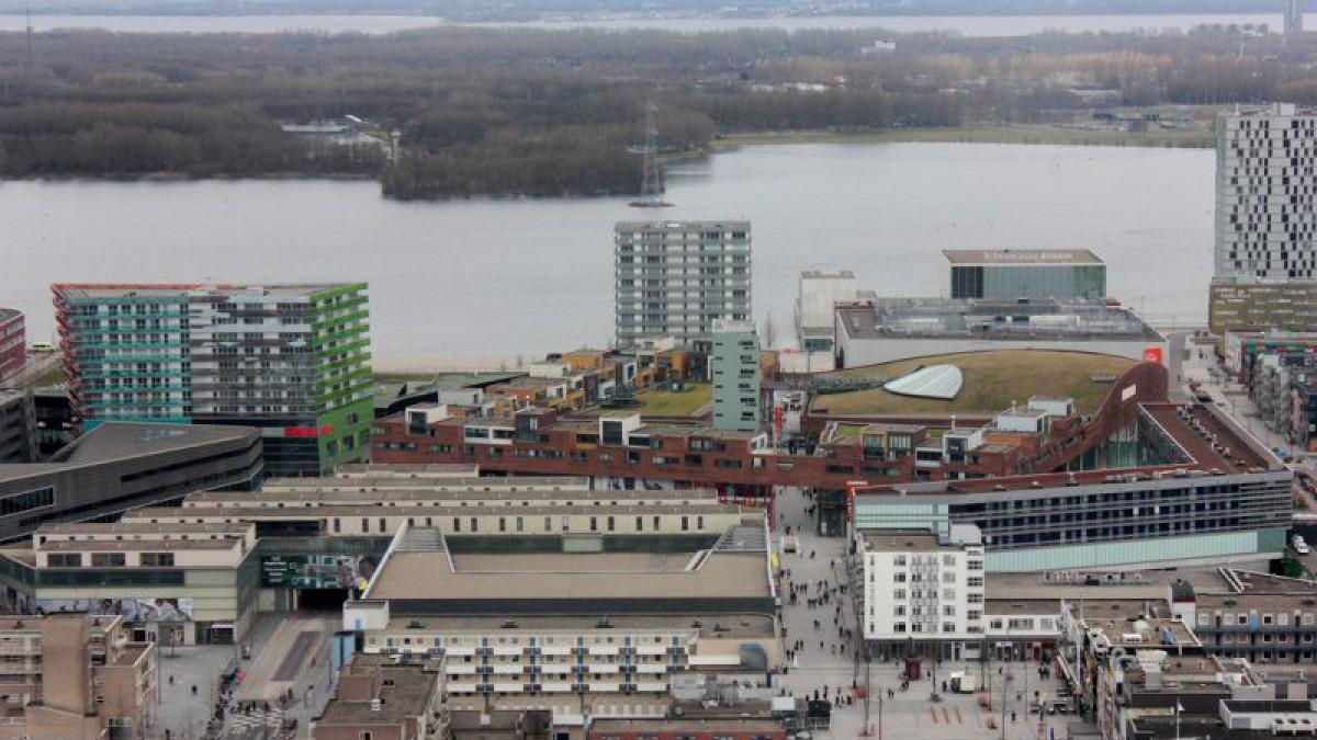 Slecht imago kantorenmarkt Almere komt tot een eind