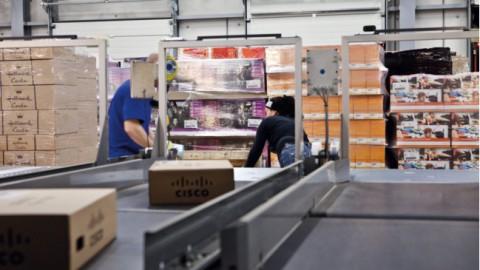 PostNL plaatst nieuw sorteercentrum in Almere