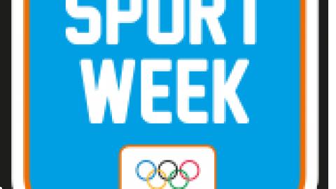 Nationale Sportweek: 15-29 september in alle Stadsdelen Almere