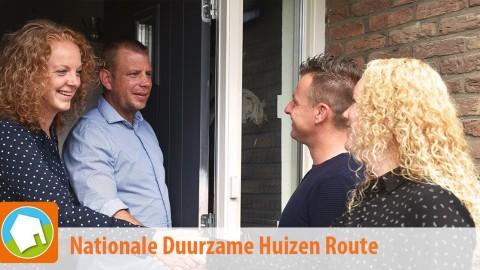 Almere doet dit jaar ook mee aan de Nationale Duurzamehuizenroute