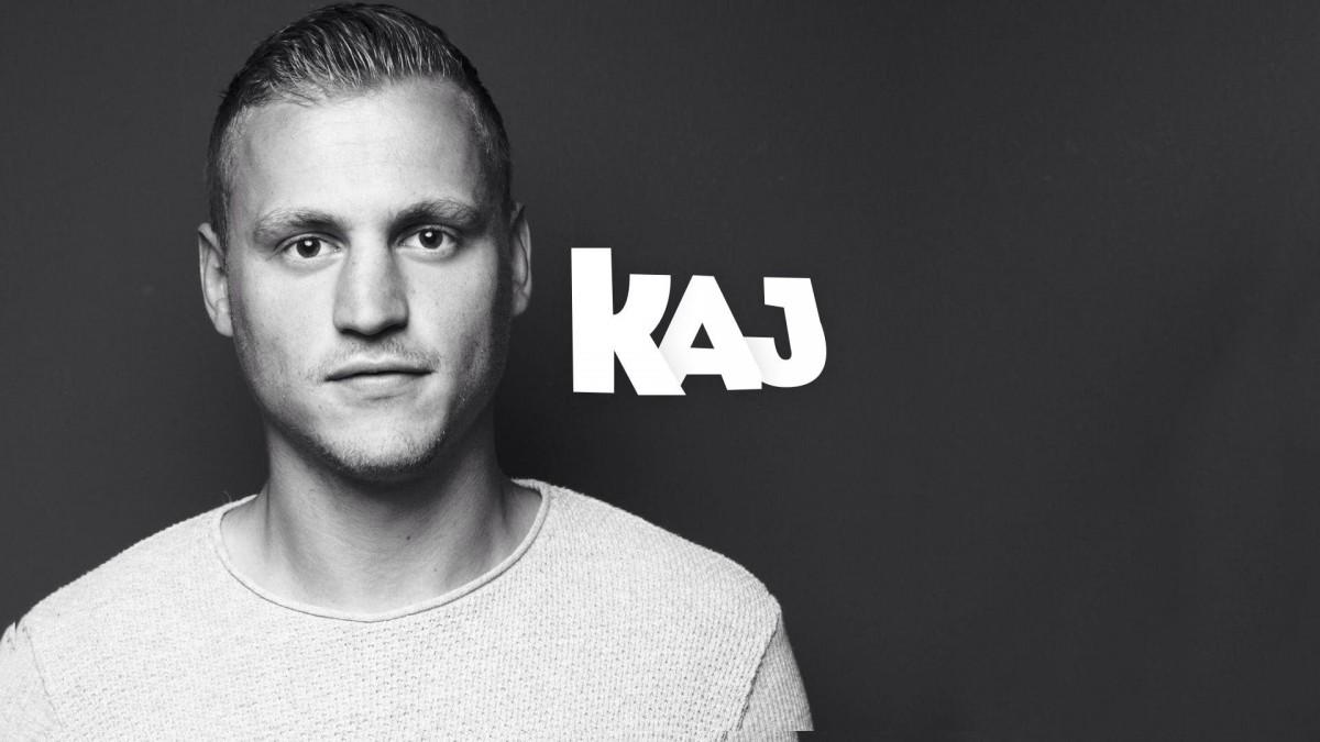 Vlogger Kaj Gorgels komt naar KAF!