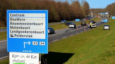 Extra snelheidscontroles in Almere