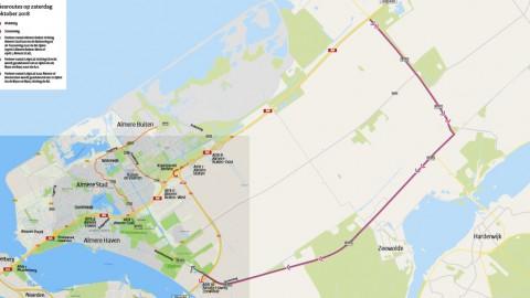 Rijkswaterstaat verwacht zaterdag ernstige verkeershinder op A6