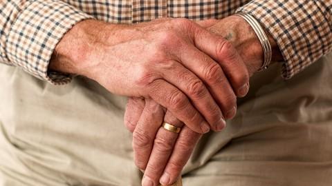 Op bezoek in het bejaardenhuis: 'Voor ons heel gebruikelijk'