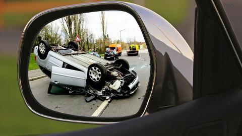 A27 ruim een uur dicht na ongeval