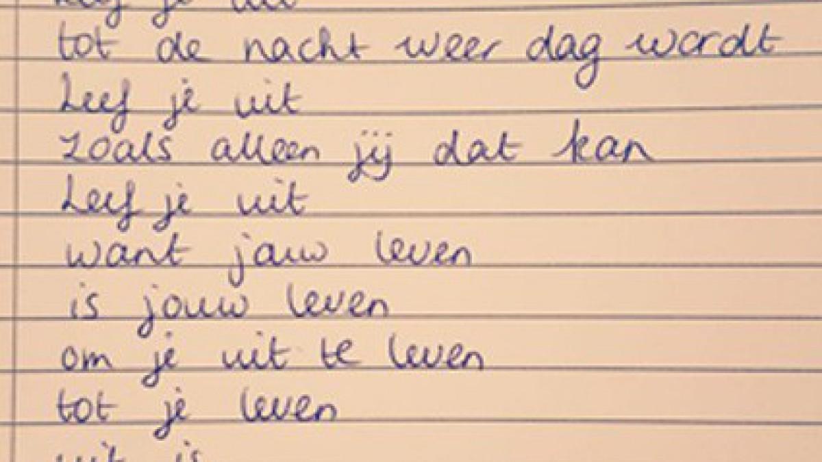 Almeerse Mandy Wertwijn in actie voor 3FM Serious Request