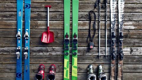 Nieuwe skischool feestelijk geopend