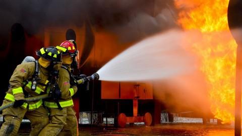 Woningen ontruimd tijdens brand restaurant