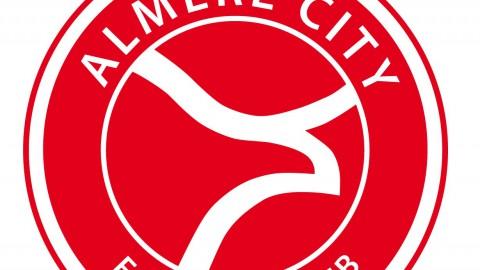 Almere City wint van Jong AZ