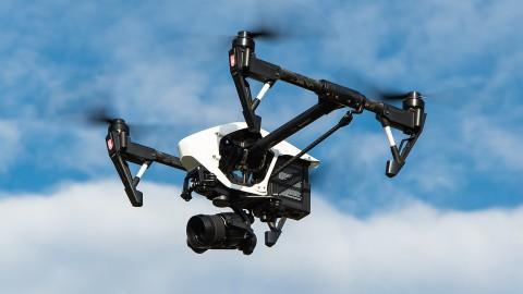 Drone ingezet voor onderhoudsinspecties aan woningen