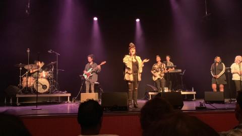 Jennie Lena op Seabottom Jazzfestival 2019